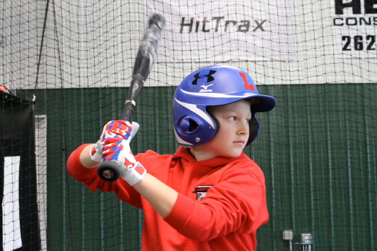 Sports Complex - HitTrax - Baseball Simulator and batting cages